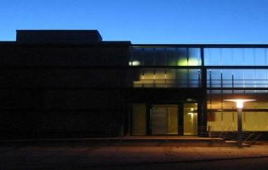 Carblock Art Building by Mikael Madsen