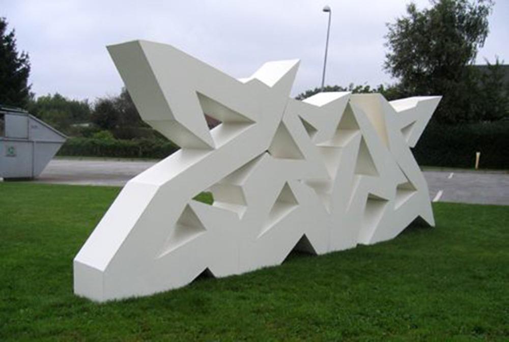 Mikael Madsen - Graffiti Sculpture - 2006